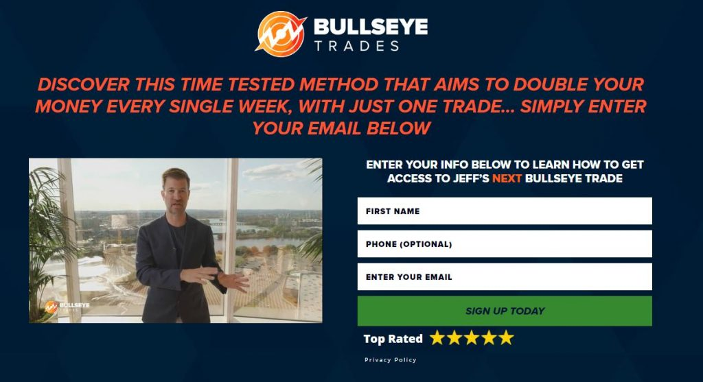 Bullseye Trades Reviews