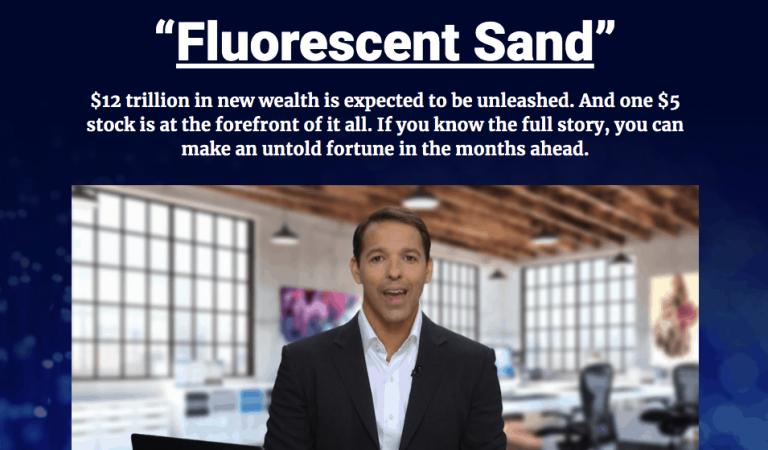 Fluorescent Sand (Ian King) Reviews