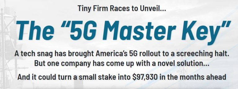 The 5G Master Key by E.B. Tucker (Reviews)