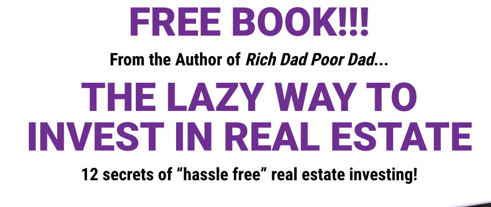 The Lazy Way to Invest in Real Estate Reviews