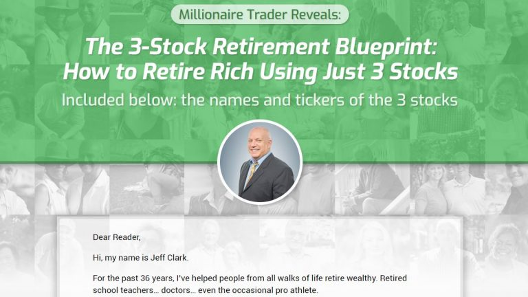 3 Stock Retirement Blueprint [Jeff Clark]