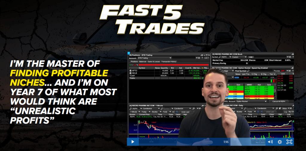 Fast 5 Trades Reviews