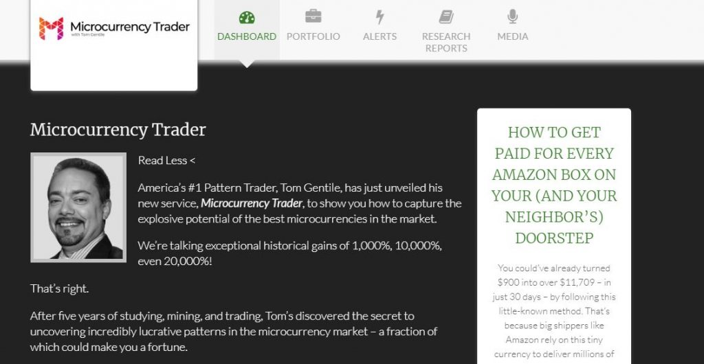 Microcurrency Trader Reviews