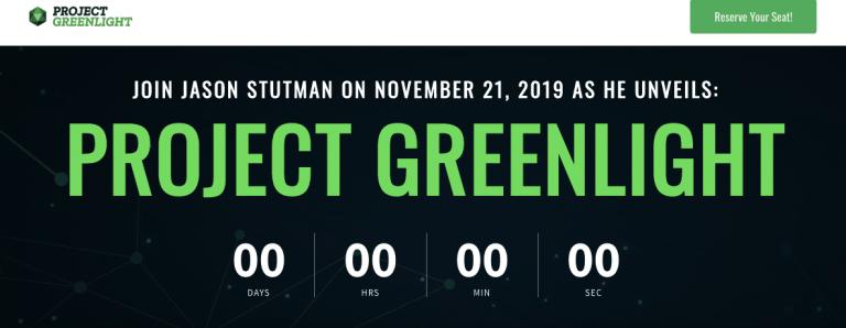 Jason Stutman's Project Greenlight