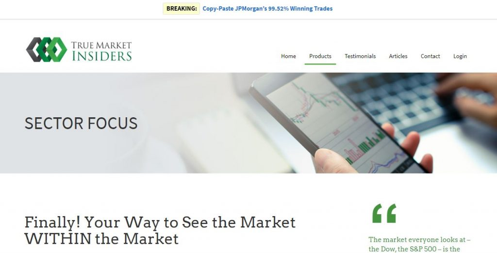 Chris Rowe's Sector Focus [Review]