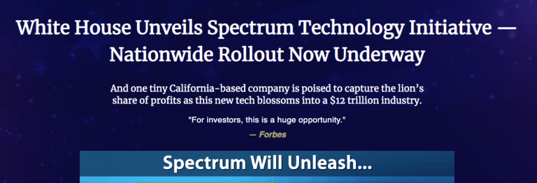 Spectrum The Future of All Technology
