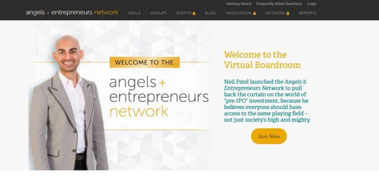 The Angels +Entrepreneurs Network Reviews