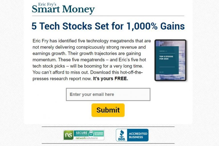 Eric Fry's Smart Money Review