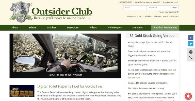 Outsider Club Reviews