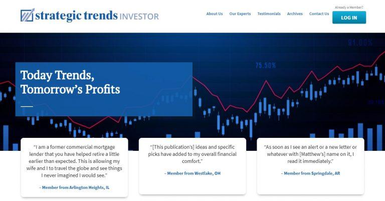 Strategic Trends Investor Reviews