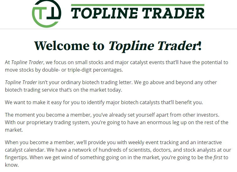 Topline Trader Reviews