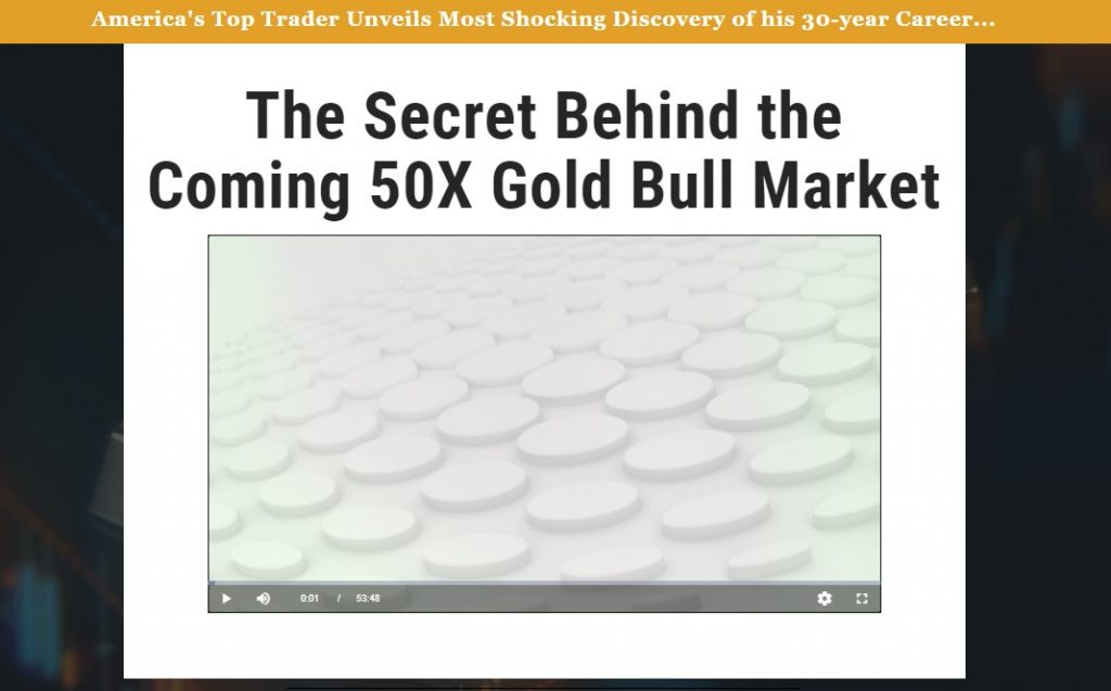 The Secret behind the coming 50x Gold Bull Market [Eric Fry]
