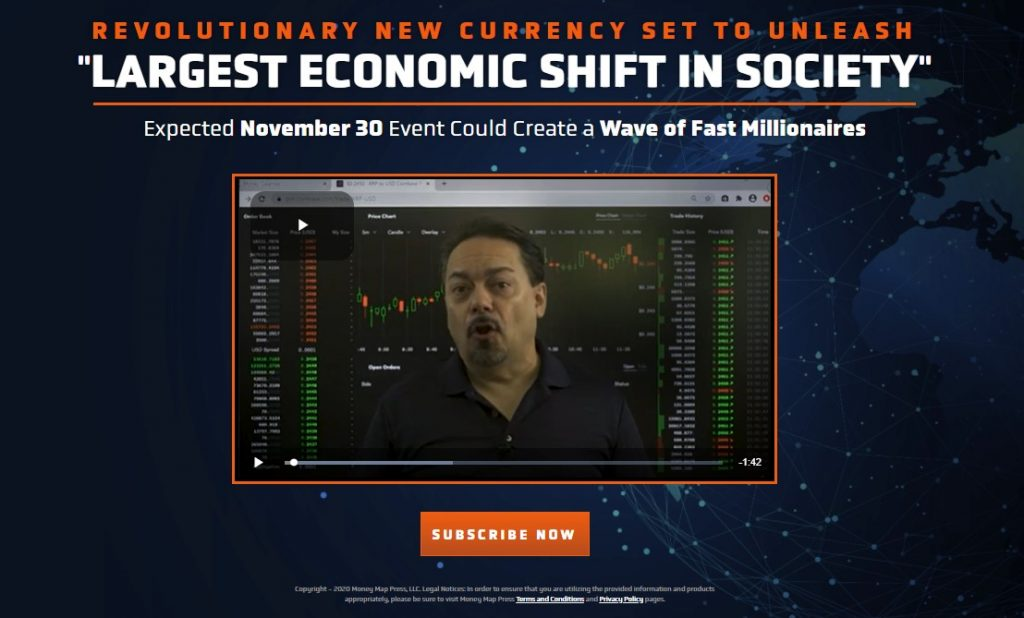 Largest Economic Shift in Society by Tom Gentile (Microcurrency Trader)