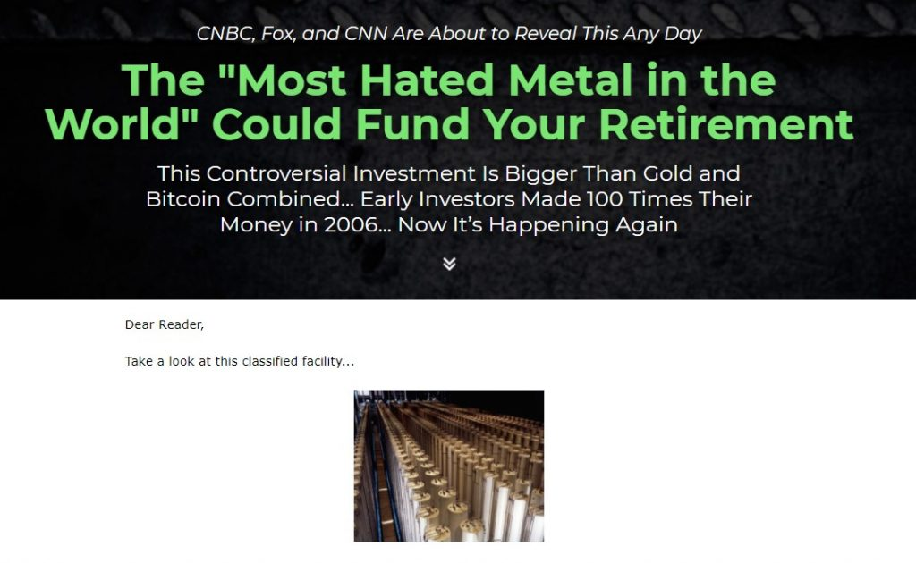 The Most Hated Metal in the World (Alex Koyfman)