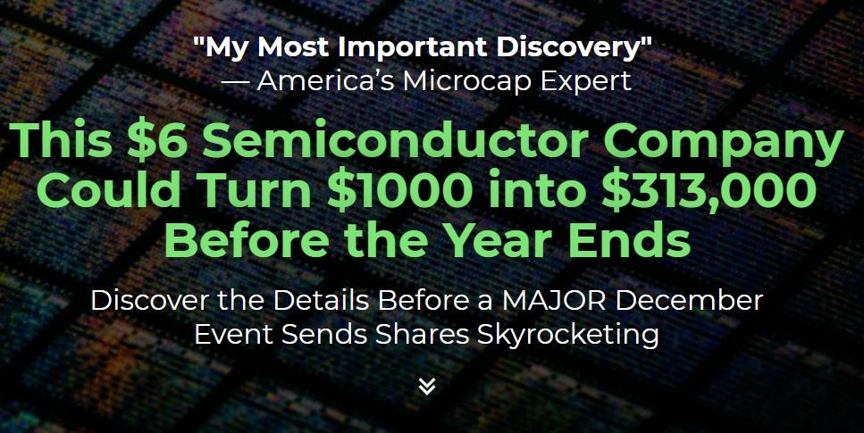 $6 Semiconductor Company behind Forever Memory (Alex Koyfman)