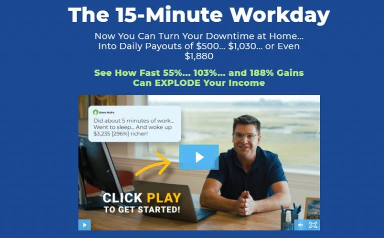 The 15 Minute Workday [Bryan Bottarelli]
