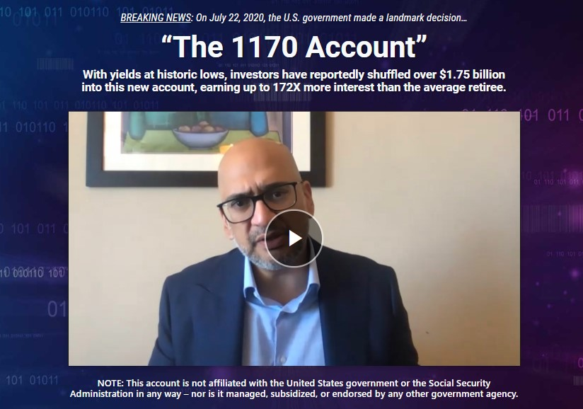 The 1170 Account