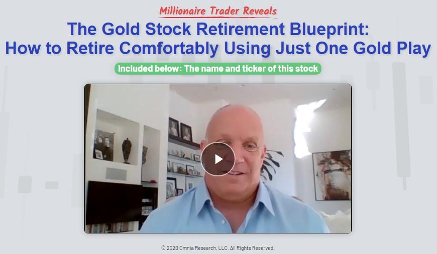 The Gold Stock Retirement Blueprint