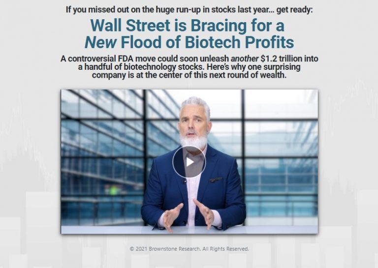 Jeff Brown Biotech Profits