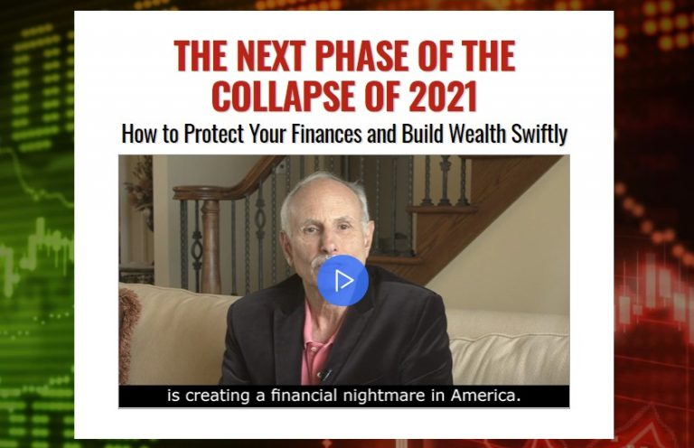 The Next Phase of the Collapse of 2021 (Martin Weiss)