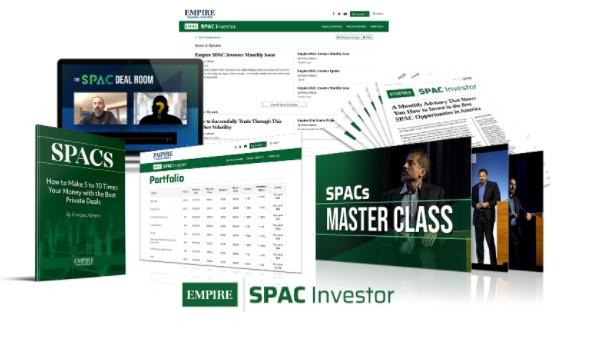 Enrique Abeyta's Empire Spac Investor 3