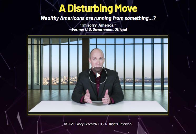 A Disturbing Move (Strategic Investor)