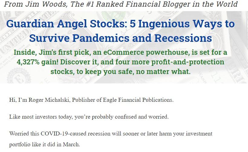 Guardian Angel Stocks