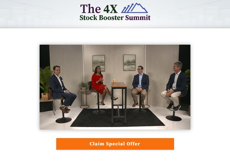 The 4X Stock Booster Summit
