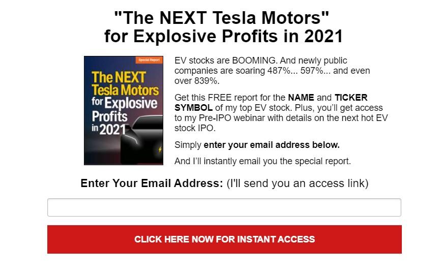 The Next Tesla Motor by Ian Wyatt