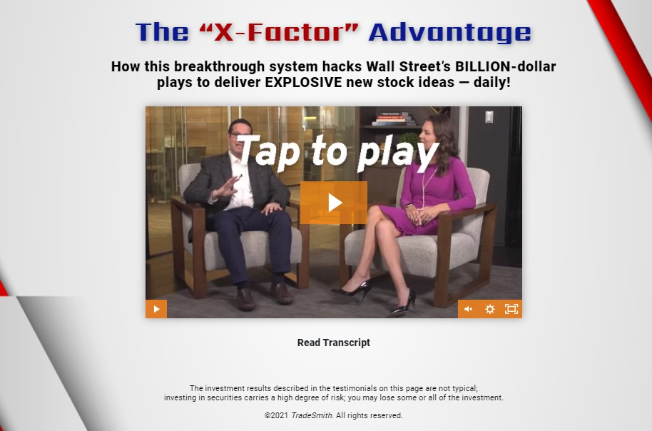 The X-Factor Advantage