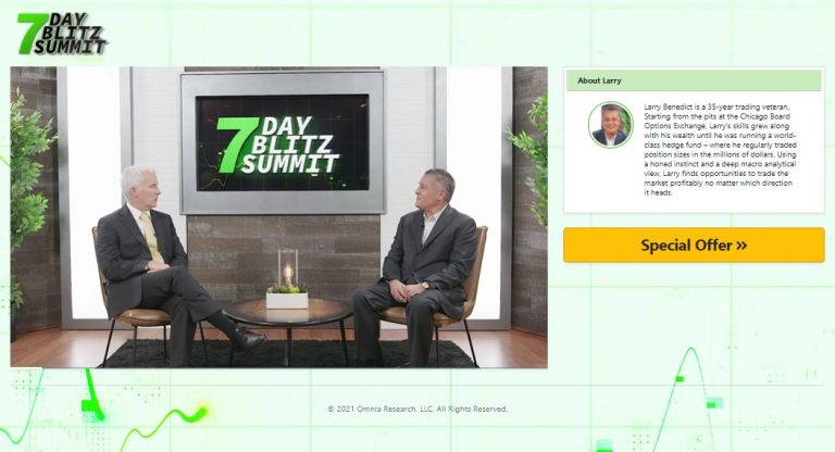 The 7 Day Blitz Summit