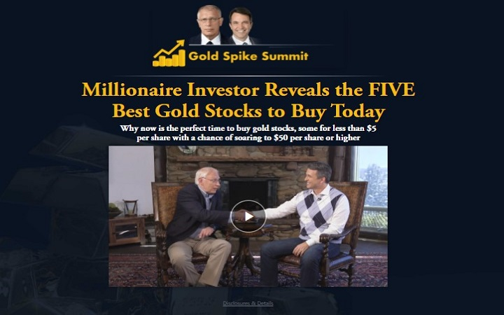 Gold Spike Summit