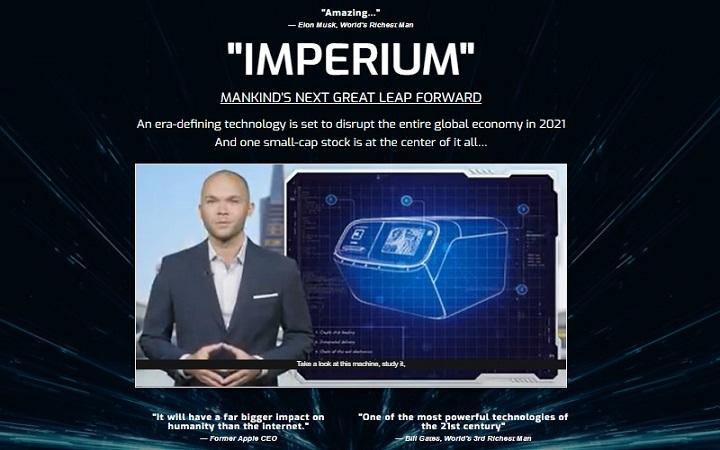 The Unstoppable Stock Market Juggernaut of 2021 (Imperium)