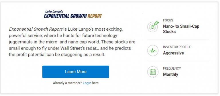 Luke Lango's Exponential Growth Report