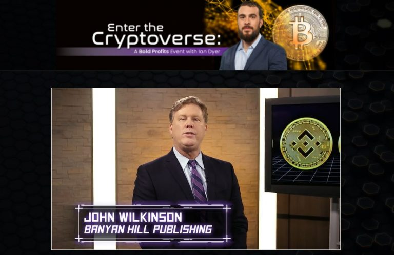 Ian Dyer's Cryptoverse (Crypto Flash Trader)