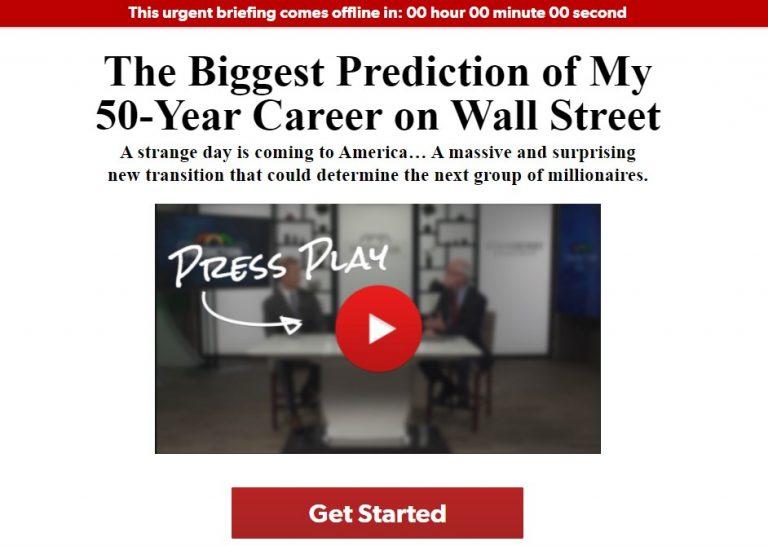 Marc Chaikin's Prediction 2021