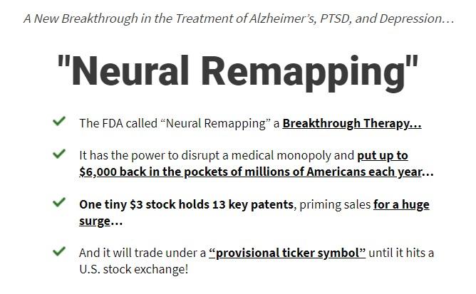 James Altucher's Neural Remapping